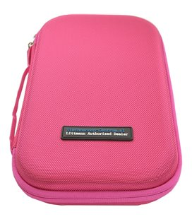 Carrying Pouch for Littmann Stethoscope Pink