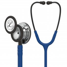 Littmann Classic III Stethoscope 5863 Navy Blue Mirror Finish